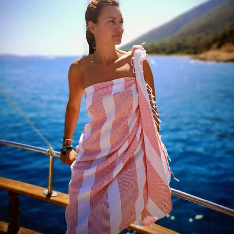 CETO Turkish Hammam Towel