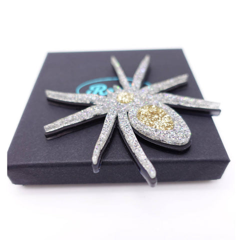 ALL HAIL Lady Hale SPIDER BROOCH