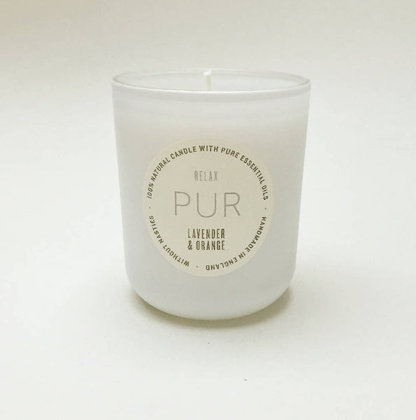 Relax 1 Wick Candle