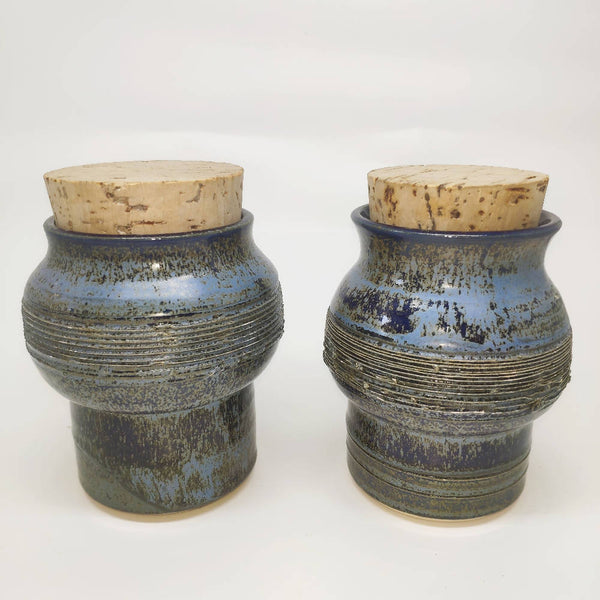 Studio Pottery Jars