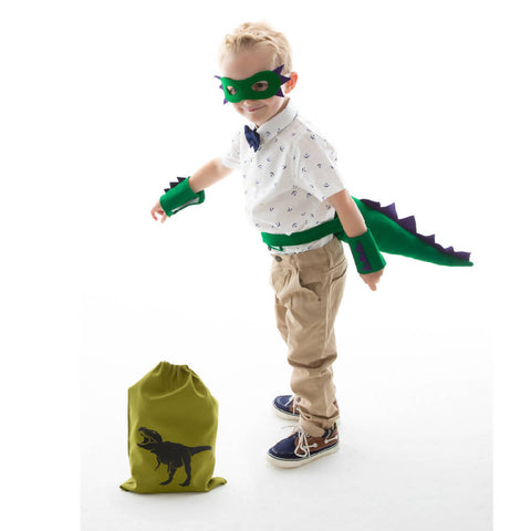 Dinosaur Dress-up Party Bag