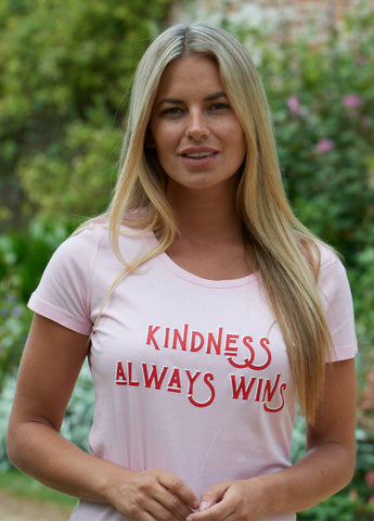 KINDNESS ALWAYS WINS TEE