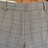 H&M checked trousers, Euro 42 / UK 14