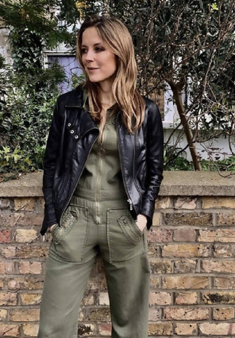 ZIGGY khaki boilersuit