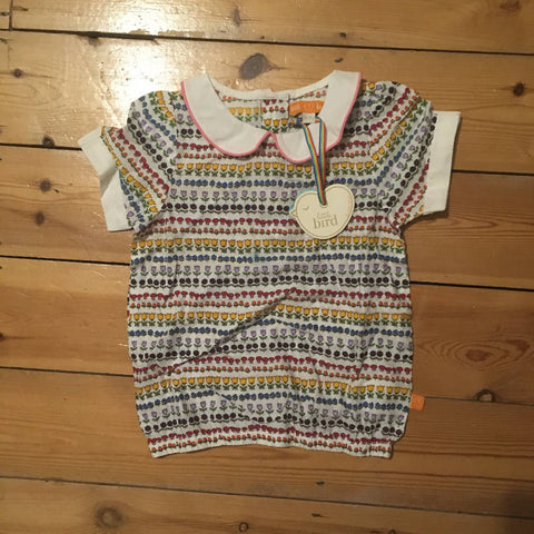 Little Bird by Jools summer top (3-4 years)