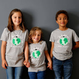 Kids Earth Short Sleeve T-shirt