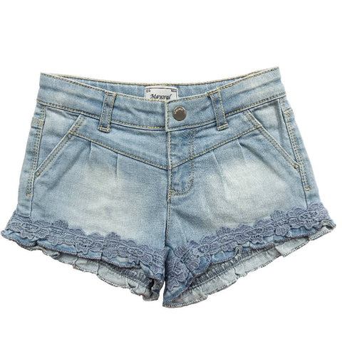 MAYORAL DENIM SHORTS 2 YEARS
