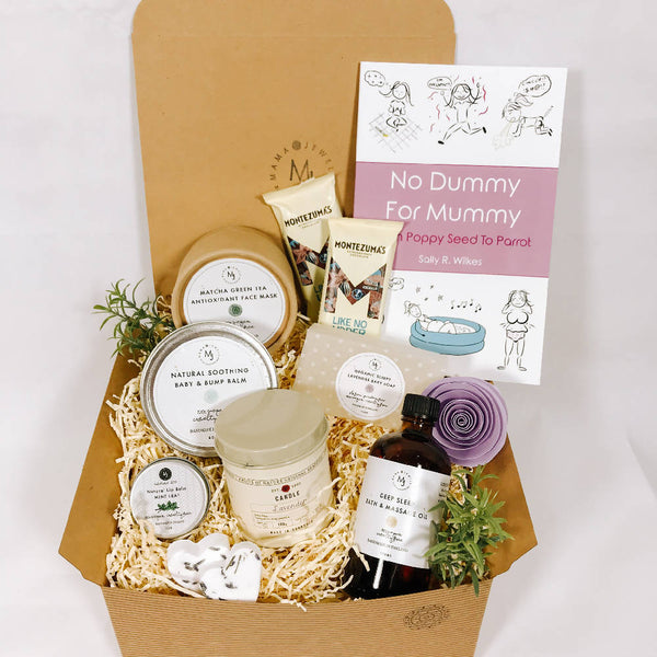 Luxury Pamper at Home Spa Box for Pregnancy and New Mums