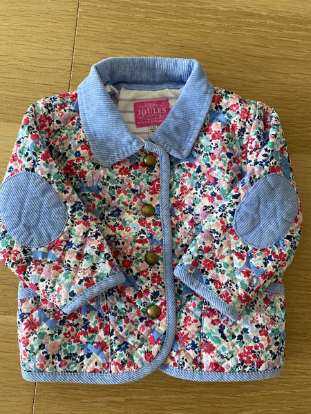 Joules baby girl jacket