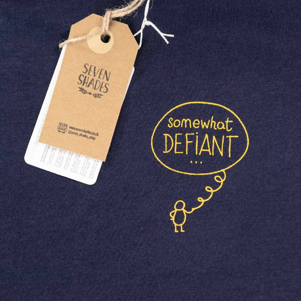 Sustainable Sweater - Somewhat Defiant