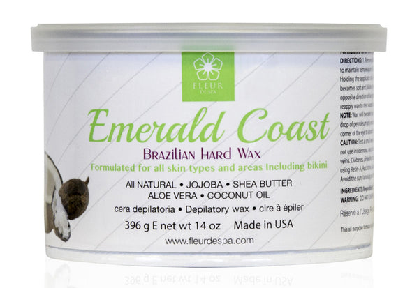 Emerald Coast Brazilian Hard Wax