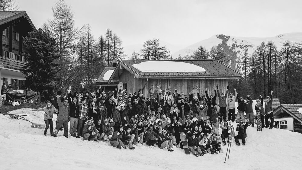 THE HOME-RUN invitational banked slalom presented by hä? & nnim clothing