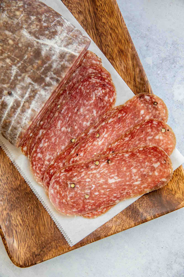 Sliced Large Salami - 4oz Pkg