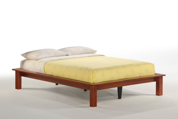 Spices Carmel Platform Bed