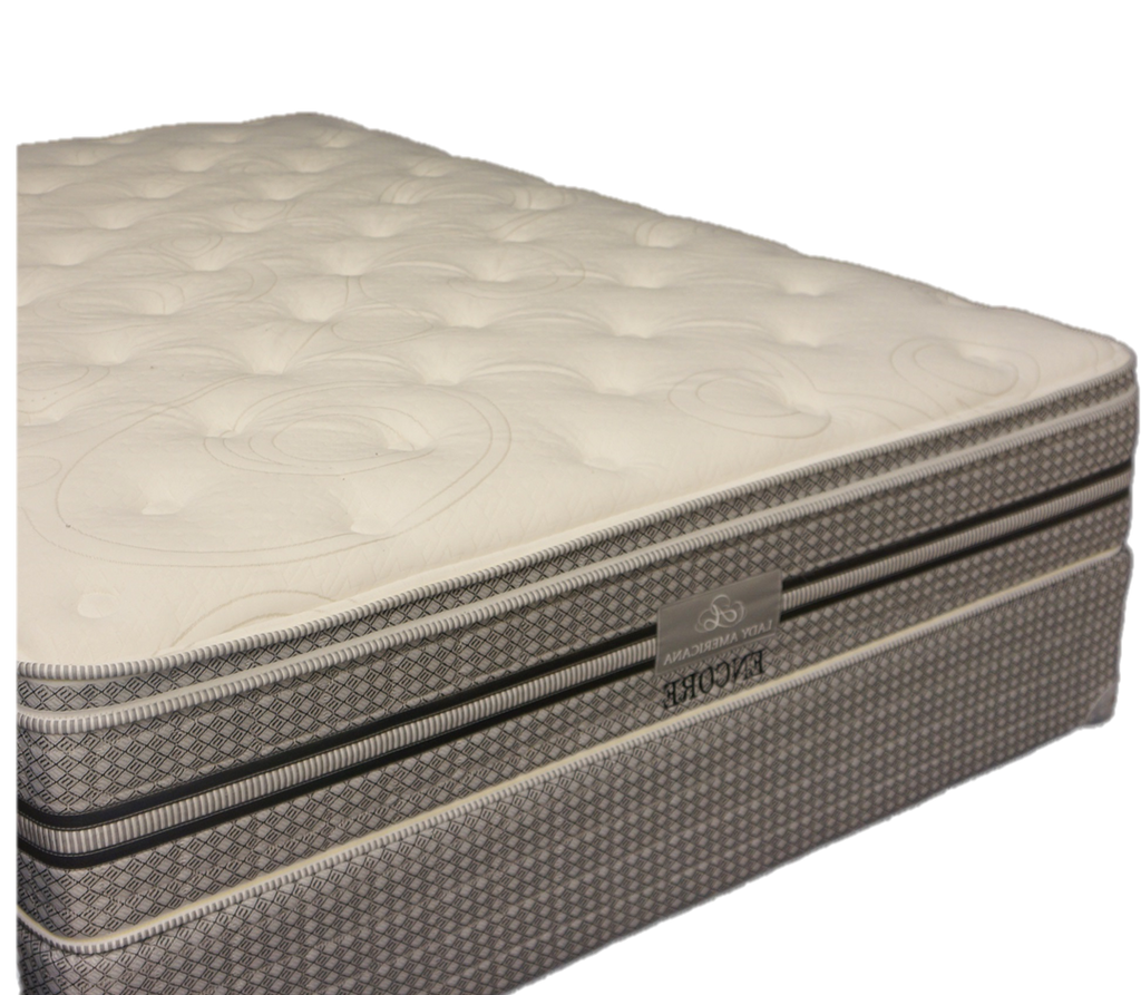 Encore Euro Top Plush Mattress