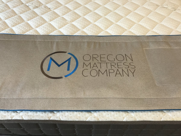 "10"" Lakeside Solid Latex Mattress"