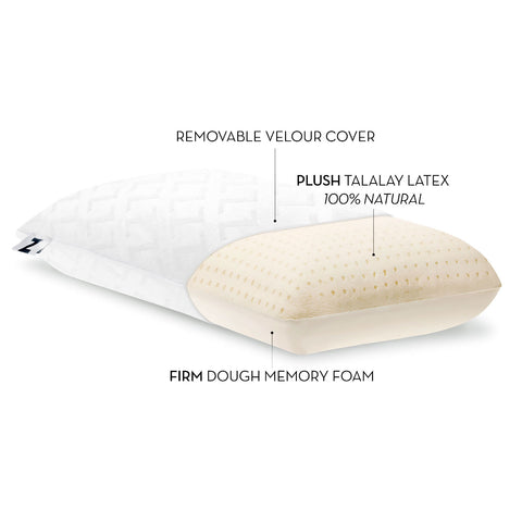Z Duo-Foam® Pillow ***Clearance***