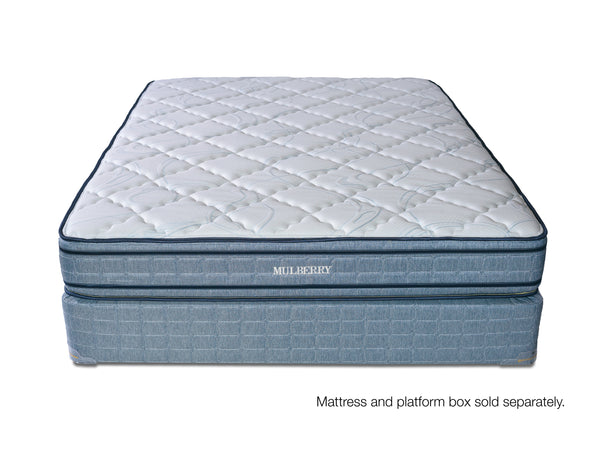 Mulberry Plush 2-Sided Mattress