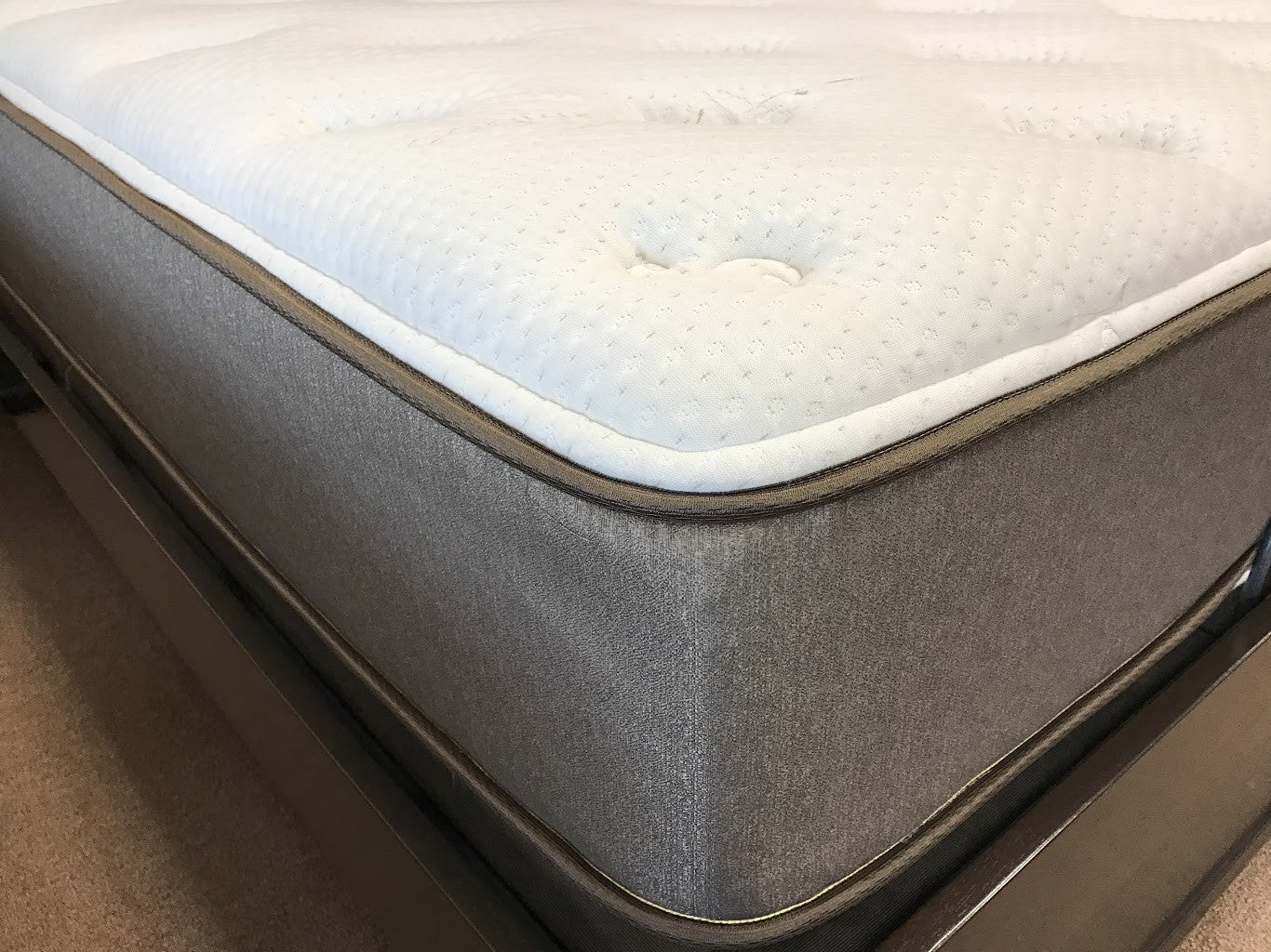 myth shifman sided double mattress legend mattresses the two