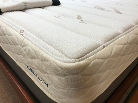 "12"" Picaboo Serene Gel Memory Foam & Bamboo Mattress ***30% Off Clearance***"