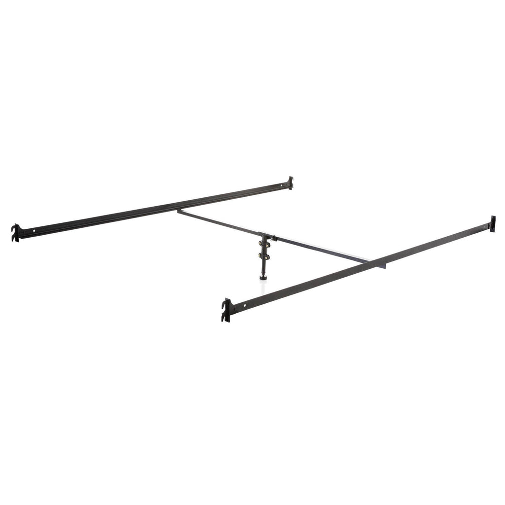 Hook-in Bed Rail with Center Bar