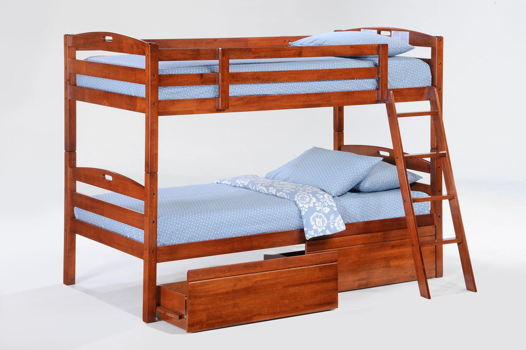 sesame twintwin bunk bed
