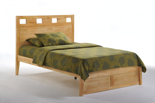 Spices Tamarind Platform Bed