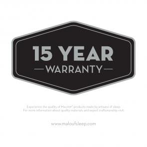 Waterproof Mattress Protector - 15 year warranty