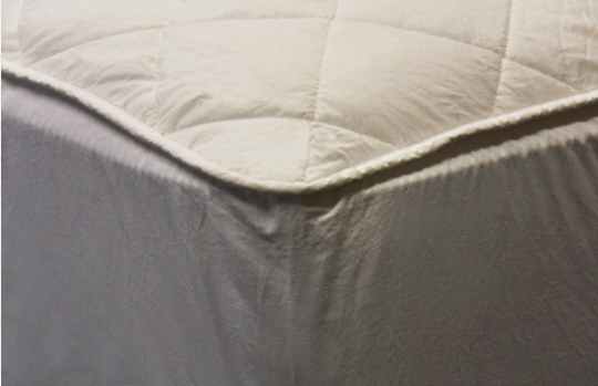 Belgian Lambswool Washable Wool Mattress Pad