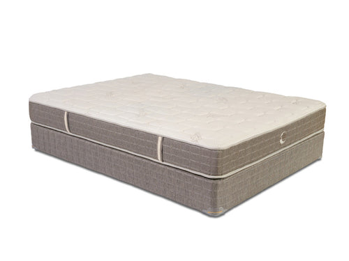 Woodlawn Firm Solid Latex Mattress - side view