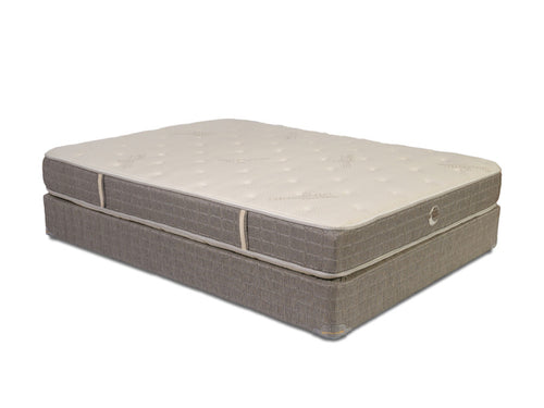 Woodlawn Plush Solid Latex Mattress - Side View