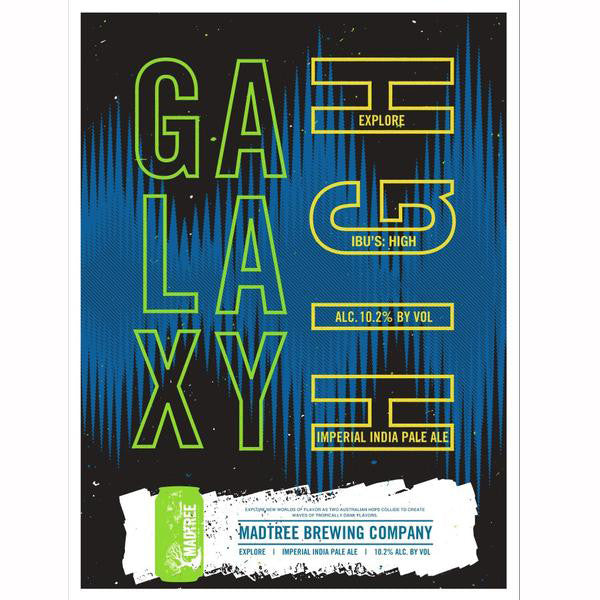 Galaxy High Poster
