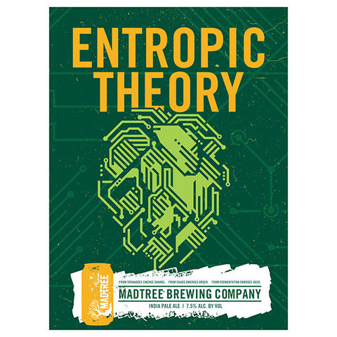 Entropic Theory Poster