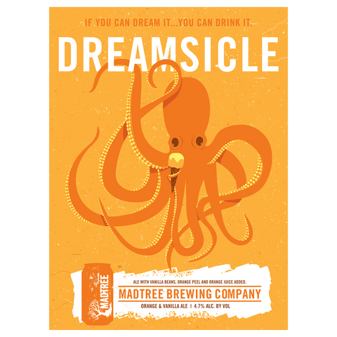 Dreamsicle Poster