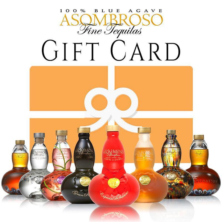 AsomBroso Tequila Gift Card