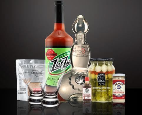 Perfect Asom-Bloody Maria  Party Pack