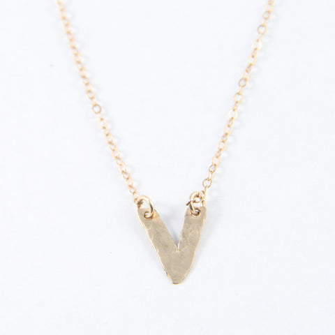 Mini Victory Necklace