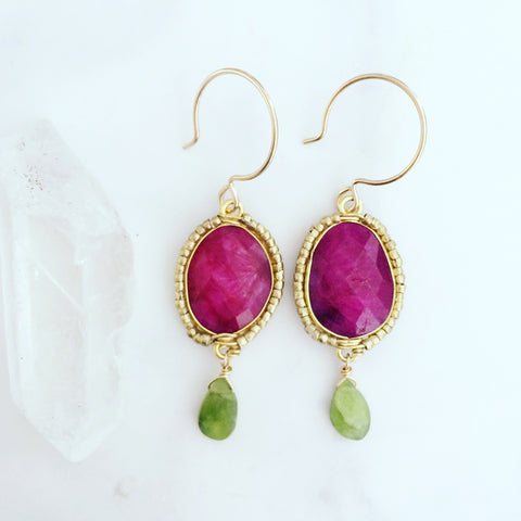 Summer Drop Earrings
