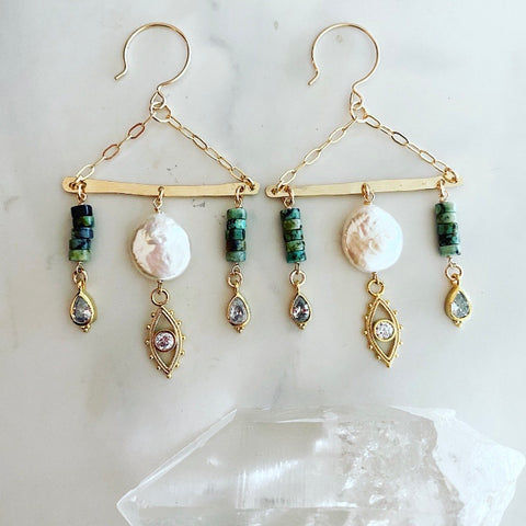 Awake Earrings
