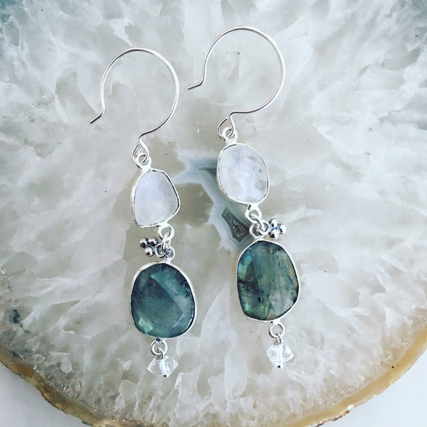 Snowfall Earrings