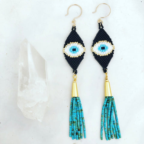 Ojos Earrings