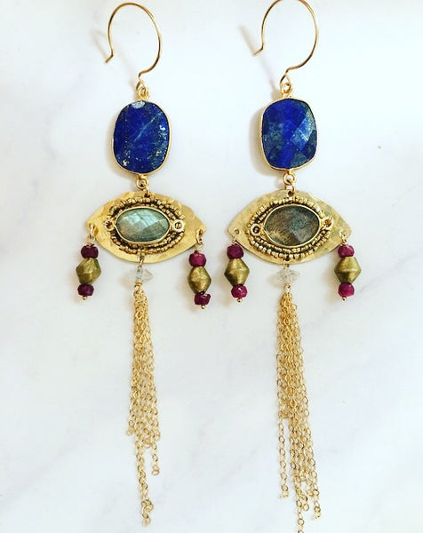 Kasha Earrings