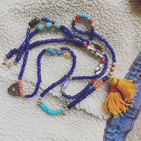 Hatband Necklace