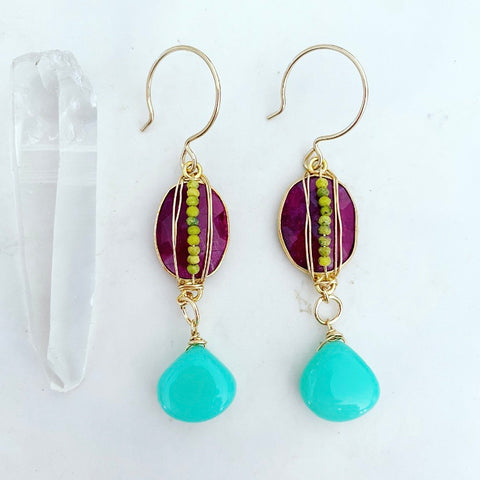 Lowa Earrings