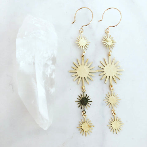 Duster Earrings