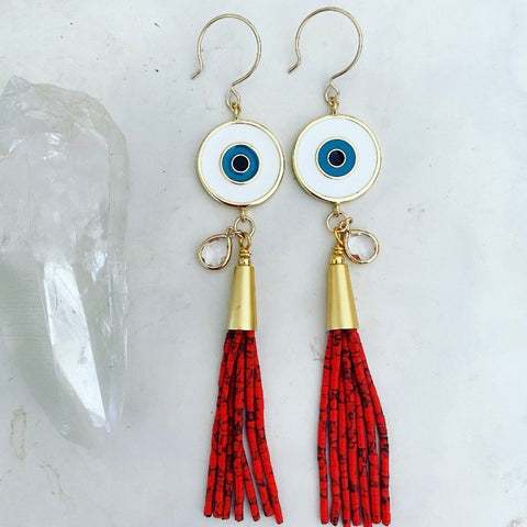 Roja Earrings