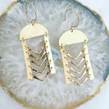 Plain Chaco Earrings