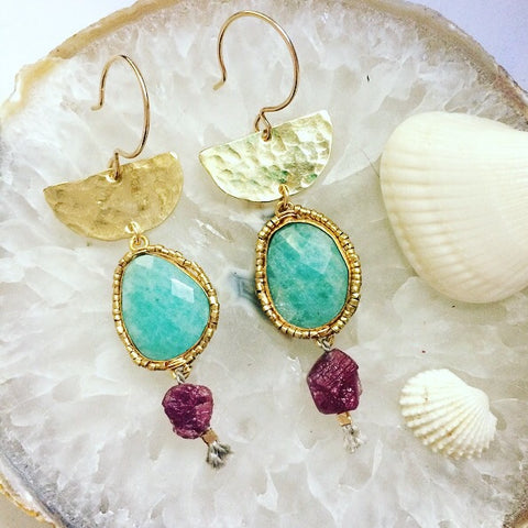 Caye Earrings
