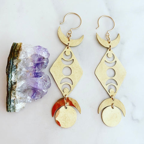 Phases Earrings