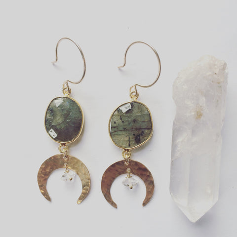 Moonrise Earrings